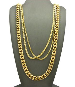 Gold Cuban Link