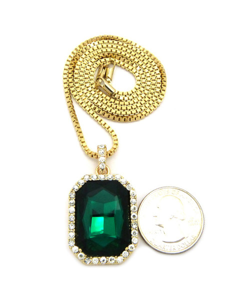 Micro hip hop pendants rapper pendants hip hop ruby pendants onyx shield diamond cz iced out pendant emerald green aloadofball Choice Image