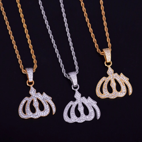 Iced Out Jewelry Bling Bling Hip Hop Chains Jewelry Hip Hop