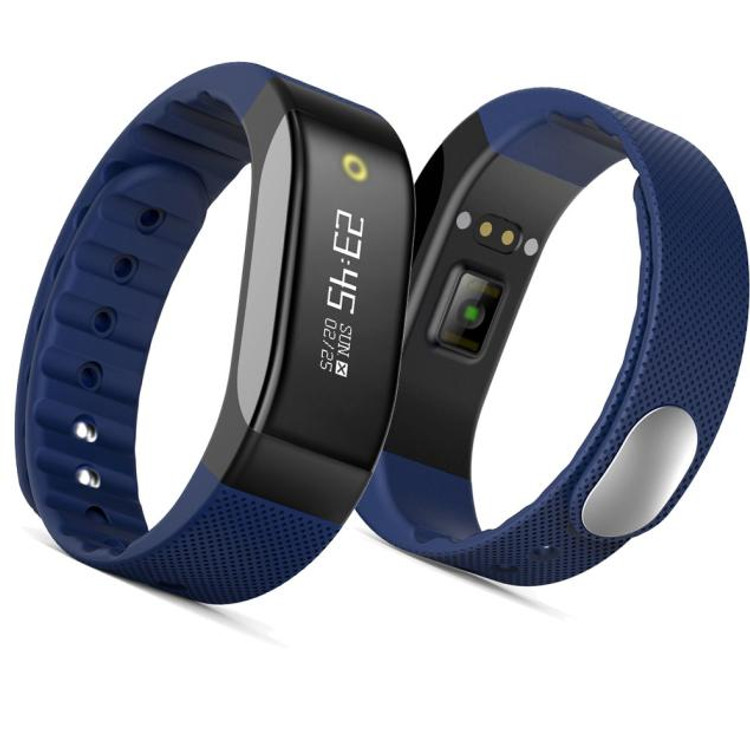 H4 Bluetooth Heart Rate Monitor Smart Touch Bracelet Fitness Wristband