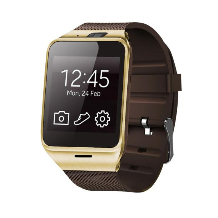 GV18 Bluetooth Smart Watch phone GSM NFC Camera Waterproof wristwatch for Samsung iPhone
