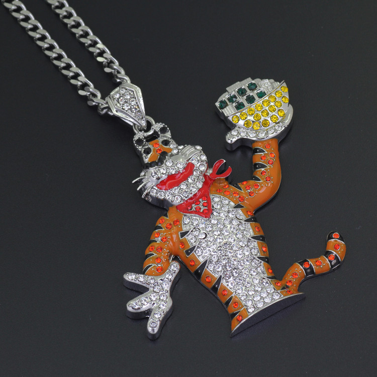 Tony The Tiger Chain