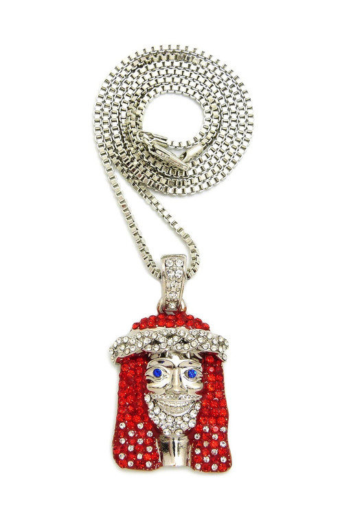 Bling Jesus Piece 1