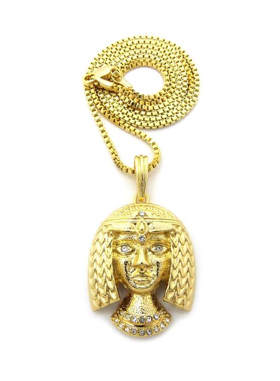 Egyptian 14k Gold Pendant