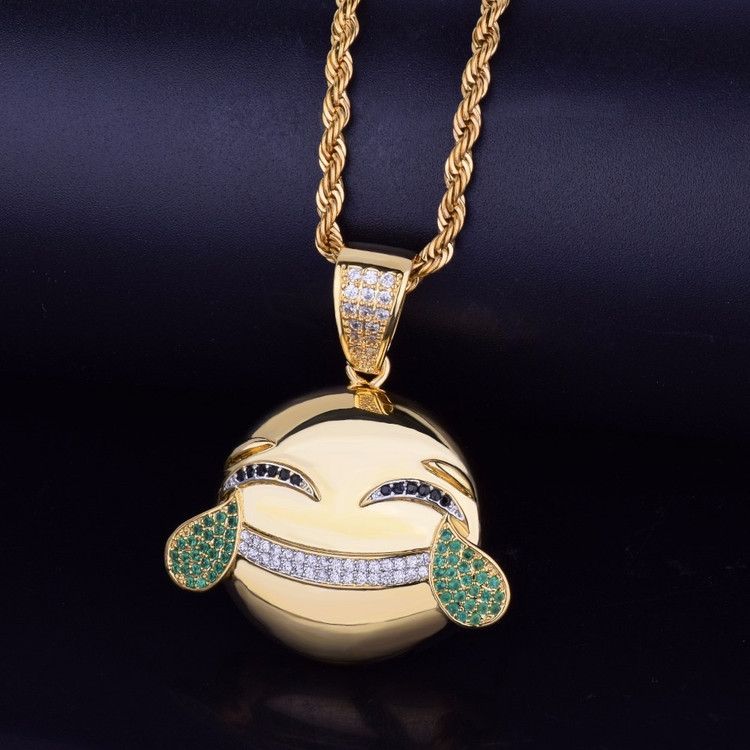 Gold Hip Hop Jewelry