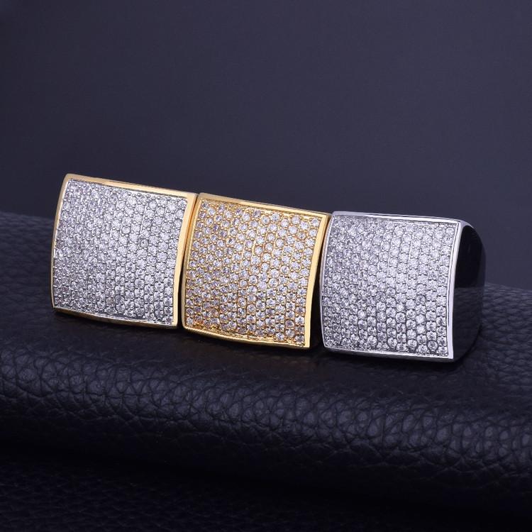 AAA Lab Diamond Gold Ring