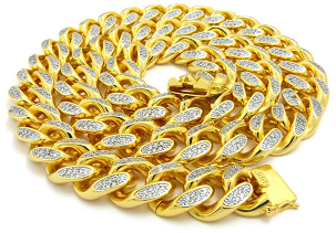 Diamond Cuban Link