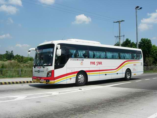 Five Star Bus Phbus Online Booking