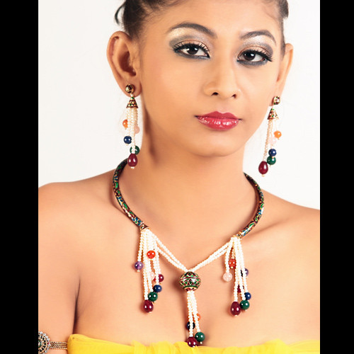 Magnificent Multi Necklace Set