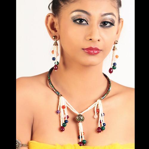 Magnificent Multi Necklace Set