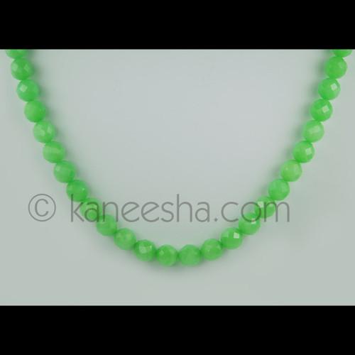 Colorful Spring Romance' Single-Strand Necklace