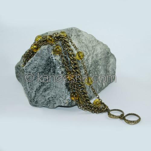 Toggle Fashion Bracelet