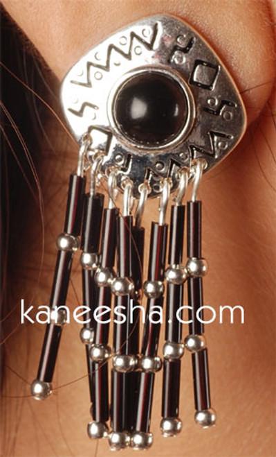 Silver Hanging Earrings
