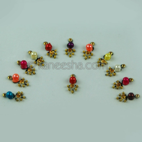 Unique Delicate Jeweled Bindis
