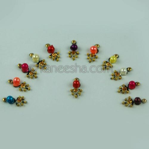 Unique Delicate Jeweled Bindis