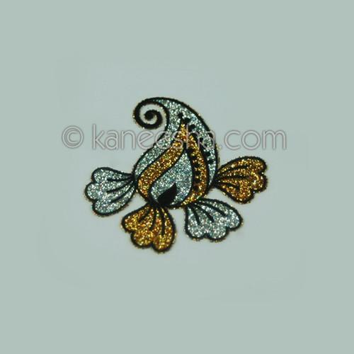 Gold Silver Tattoo