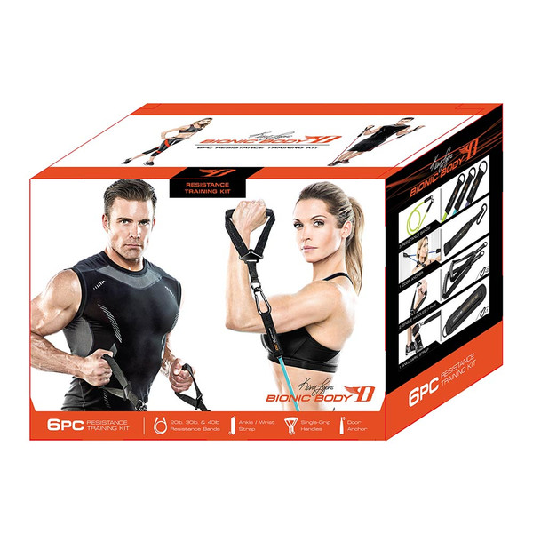 The Bionic Body Resistance Band Kit