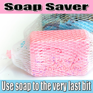 Soap Saver Sock