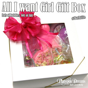 All I want Girl Gift Box