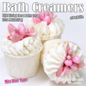 Miss Dior Type Bath Creamer