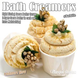 Cashmere Glow Bath Creamer 45g