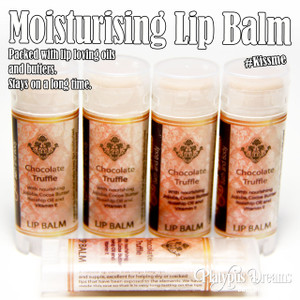 Chocolate Truffle Lip Balm