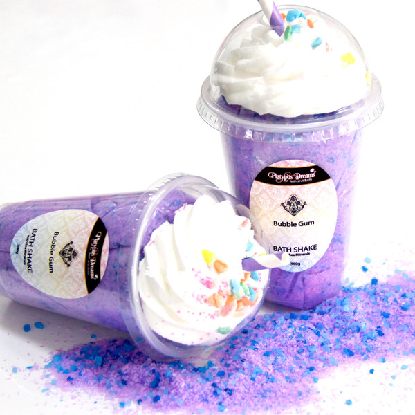 Bubble Gum Bath Salt Shake