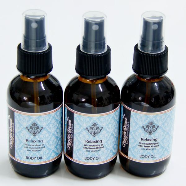 Relaxing Body Oil Spray