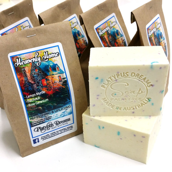 Heavenly Home Palm Free Soap