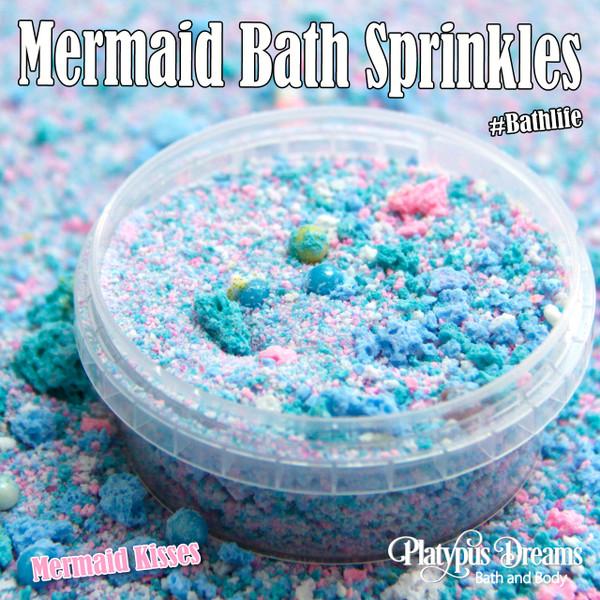 Bubbling Mermaid Dust Sprinkles - 25g