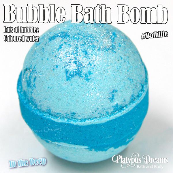 In the Deep Bubble Bath Bomb 190g