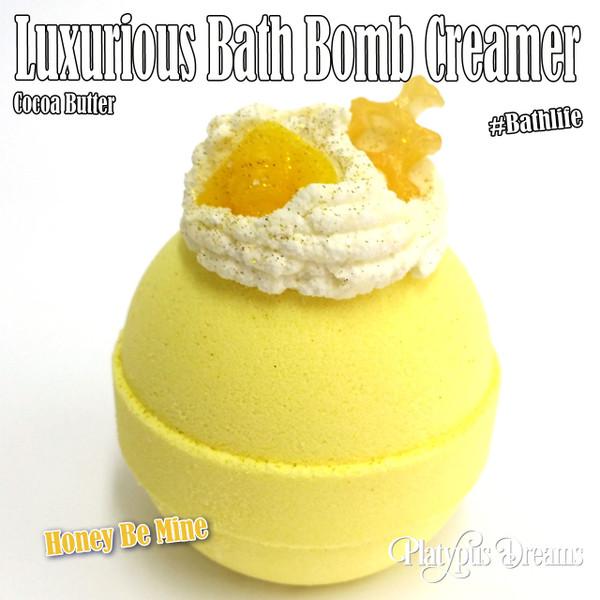 Honey Bee Mine - Bath Bomb Creamer 170g