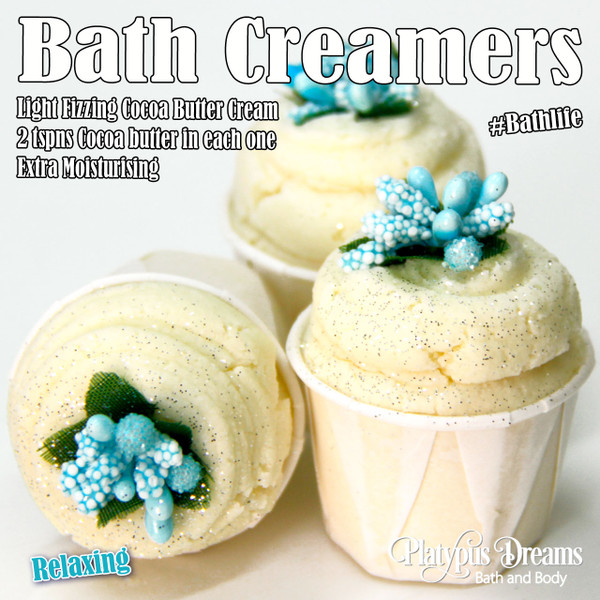 Relaxing Bath Creamer 45g