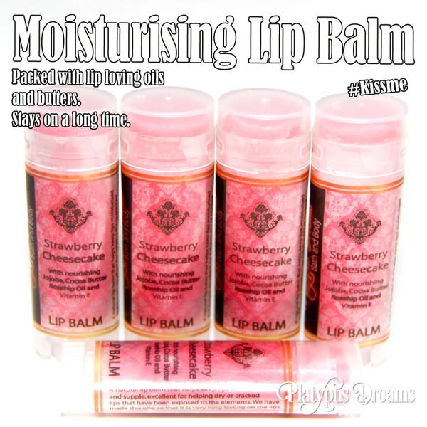 Strawberry Cheesecake Lip Balm