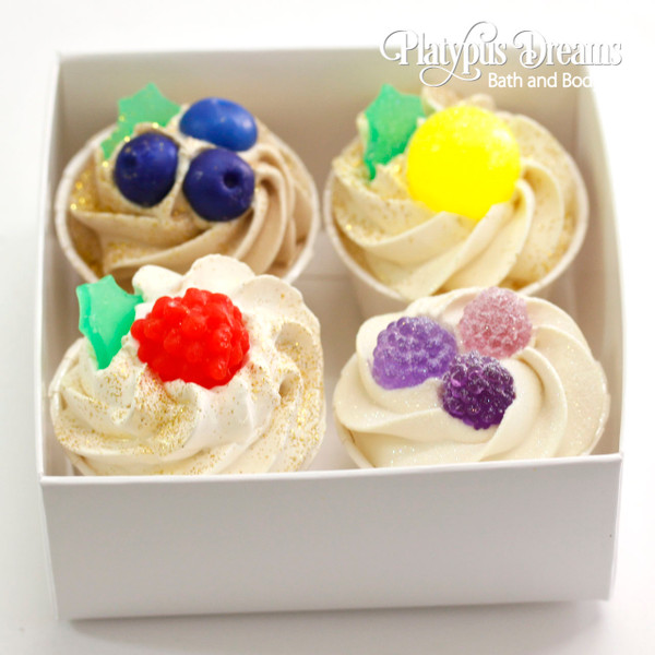 Luxurious Soap Cup Cake Set