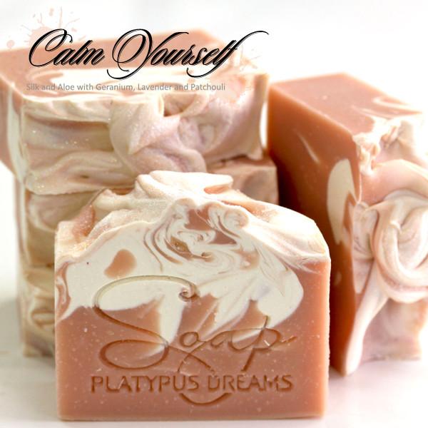 Calm Yourself Gourmet Soap