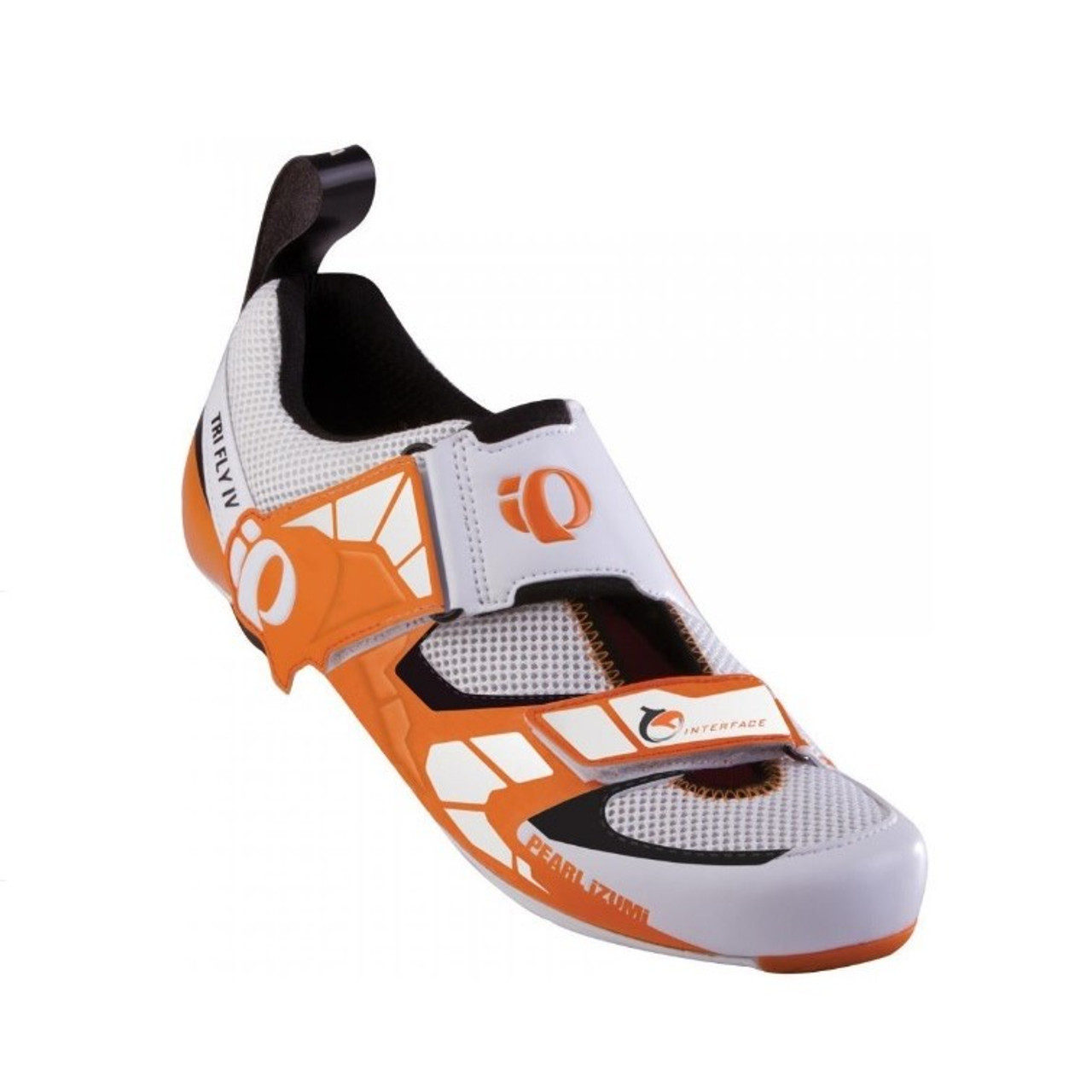 Mens Pearl i ZUMi Men's Tri Fly IV Carbon Cycling Shoe For Sale Size 47