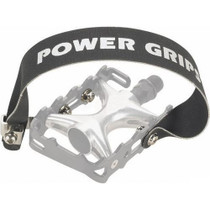 Power Grips Standard (295mm) with Hardware, Black