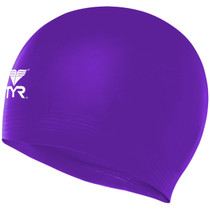 TYR Solid Latex Cap