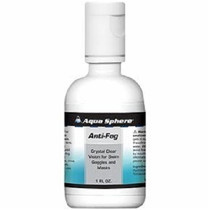 Aqua Sphere Anti Fog Spray