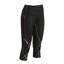 CW-X Women's 3/4 Length Stabilyx Tight - 2018
