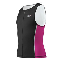Louis Garneau Junior Comp Sleeveless Tri Top