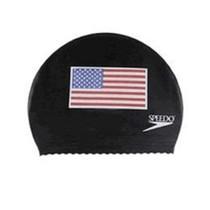 Speedo Flag Latex Cap - 2018