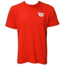 Speedo Men's Lifeguard Tee - Back Logo