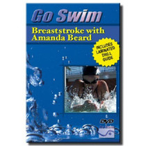 Go Swim Breaststroke with Amanda Beard DVD