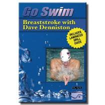Go Swim Breaststroke with Dave Denniston DVD