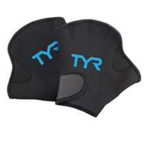 TYR Aquatic Resistance Gloves - 2018