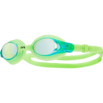 TYR Youth Swimple Metallized Goggle - 2018
