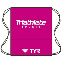 TYR Triathlete Sports Logo Bag