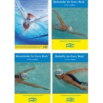 Total Immersion Swimmer Bundle 3DVD's + Book